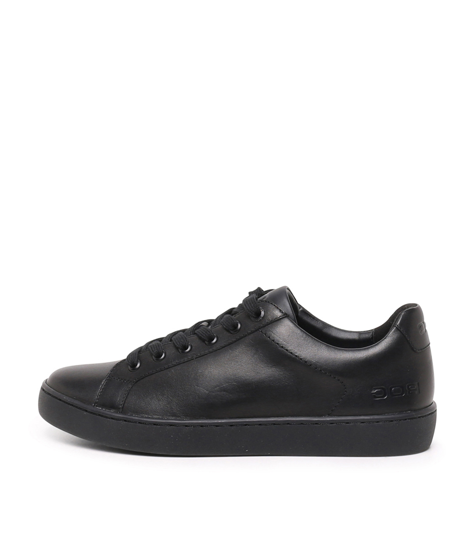 NEW ROC COUPE SENIOR COMFORTABLE LEATHER LACE UP SHOES