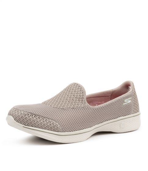 14170 GO WALK 4 PROPEL TAUPE SMOOTH