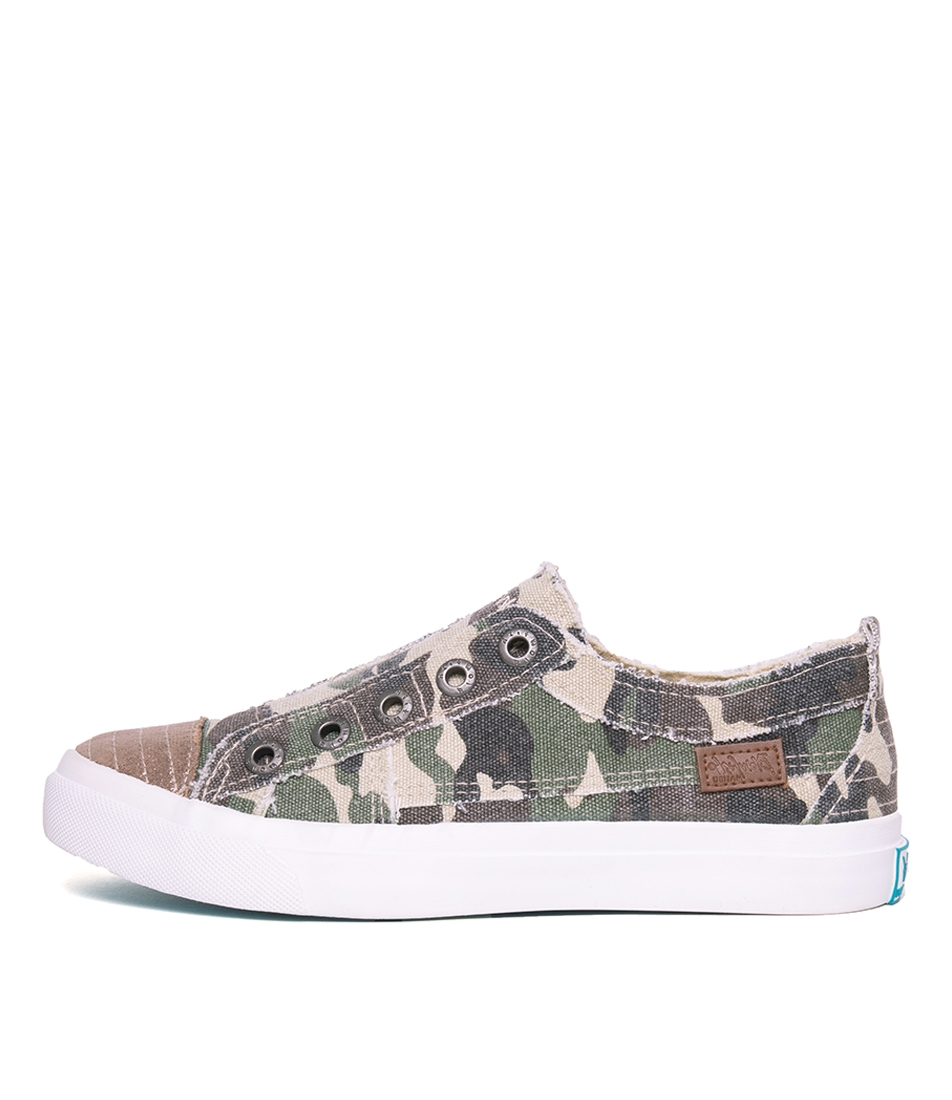 249e8b5bacb6c PLAY OLIVE WASHED CAMO by BLOWFISH - at Williams