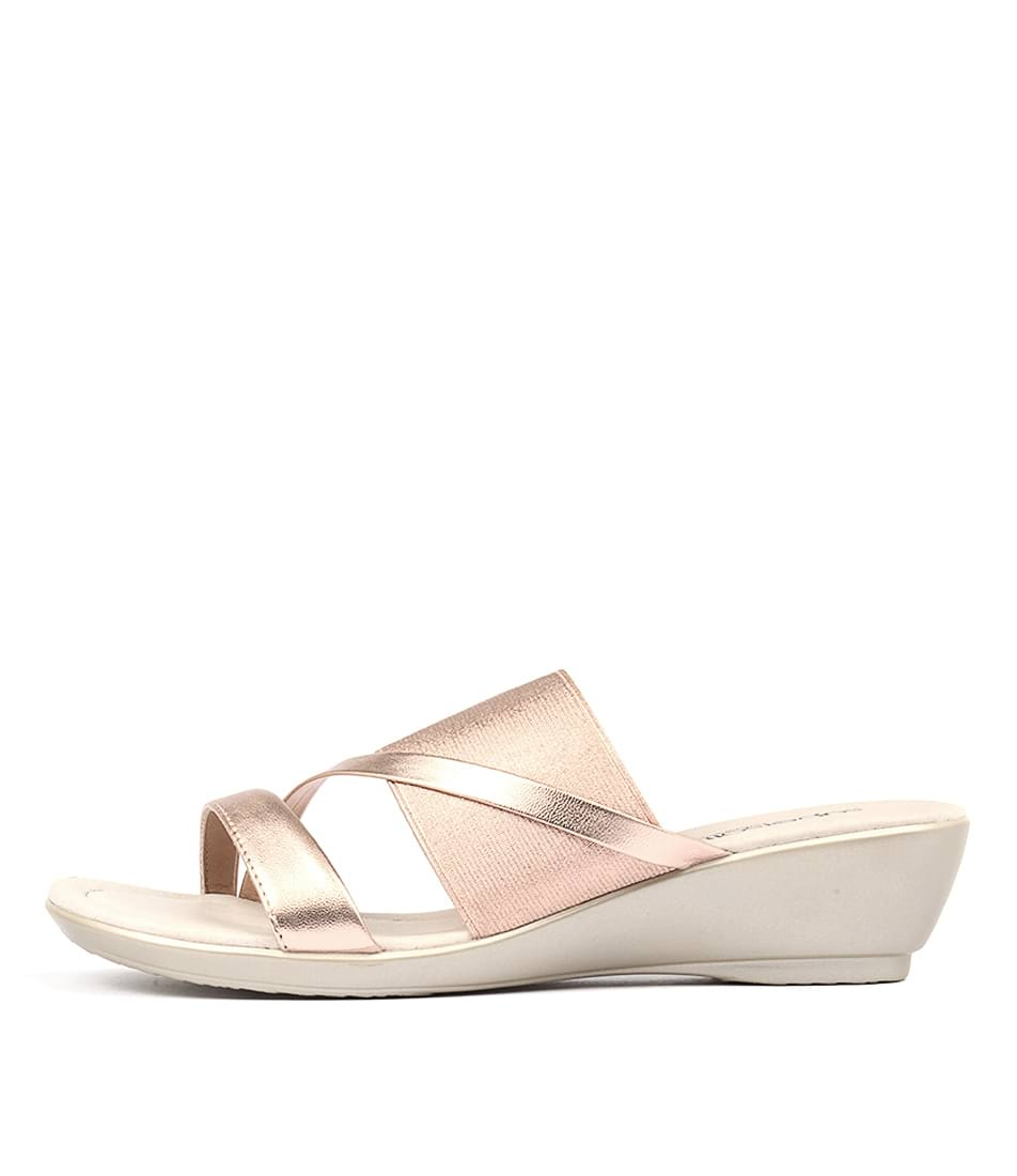 6ee5c9e8d491 PENROSE ROSE GOLD LEATHER by SUPERSOFT - at Williams