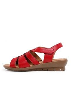 FARLEE RED LEATHER