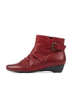 DIONNE DARK RED LEATHER
