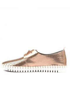 HUSTY ROSE GOLD LEATHER