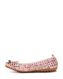COSETTE PINK ANT FLOWER PATENT PU