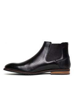 LESTON BLACK LEATHER