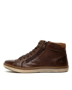 C TIVOLI BROWN LEATHER