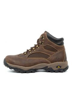 C ARID CF BROWN LEATHER