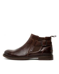 C-CLEET BROWN LEATHER