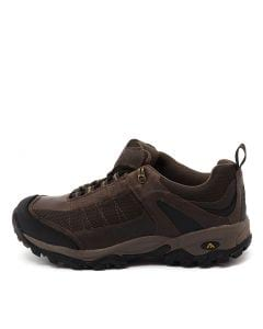 ANDES CF BROWN LEATHER