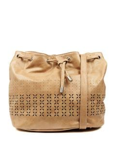 QUORBY BUCKET BAG IL BLUSH SMOOTH