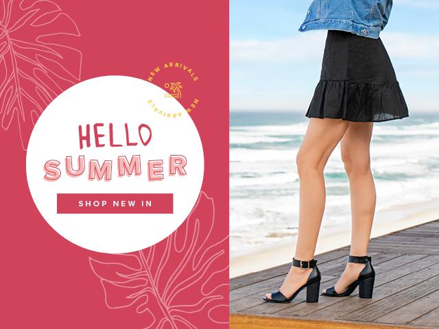 Summer Arrivals